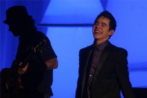 David Archuleta performs at the Wells Fargo Center in Santa Rosa on Sunday, Nov. 29, 2009