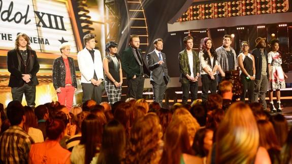 Idol Top 12